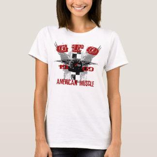 T-shirt Habillement de 69 GTO