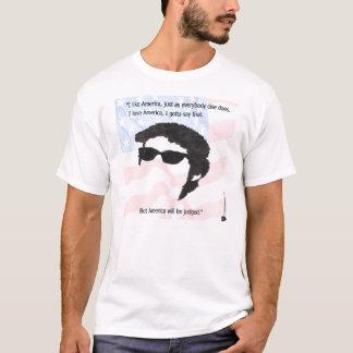 T-shirt Habillement de citation de Dylan