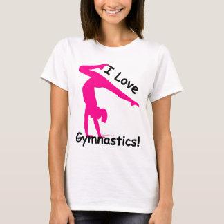 T-shirt Habillement de gymnastique - amour - grand cadeau…