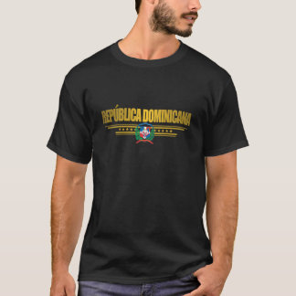 T-shirt Habillement de la République Dominicaine