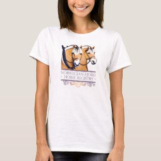 T-shirt Habillement de logo de NFHR