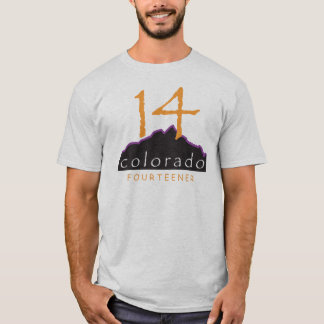 T-shirt habillement de l'usage 14er