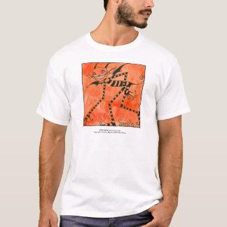 "T-shirt Habillement ""de lutin de rayure"""