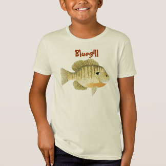 T-Shirt Habillement de Sunfish de poisson de soleil