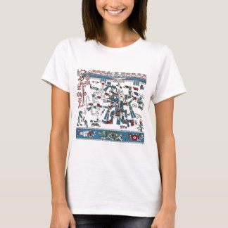T-shirt Habillement de Tlaloc