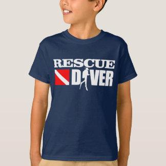T-shirt Habillement du plongeur 2 de délivrance