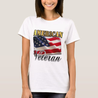 T-shirt Habillement et cadeaux américains de vétéran