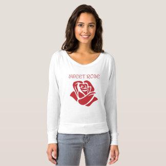 T-shirt Habillement rose de bonbon