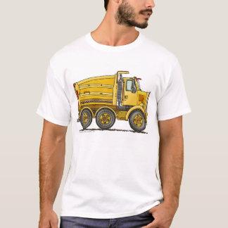 T-shirt Habillement tandem diesel de construction de