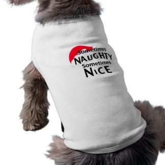 T-shirt Habillement vilain ou intéressant d'animal