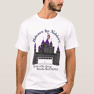 T-shirt Habitat pour la noblesse
