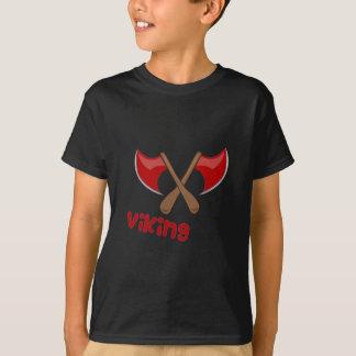 T-shirt Hache de Viking