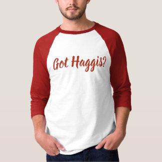 T-shirt Haggis obtenu ?