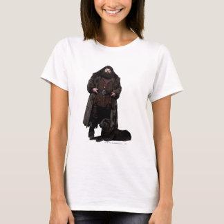 T-shirt Hagrid et chien