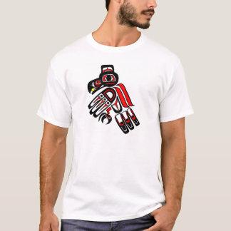 T-shirt haida 2009 de corbeau