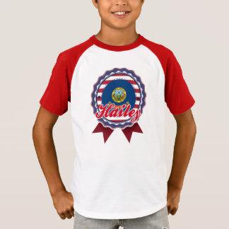 T-shirt Hailey, identification