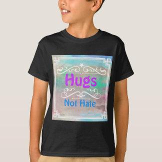 T-shirt Haine d'étreintes pas