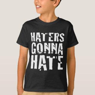 T-shirt Haineux allant détester