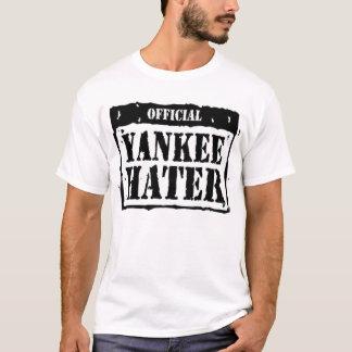 T-shirt haineux de yankee