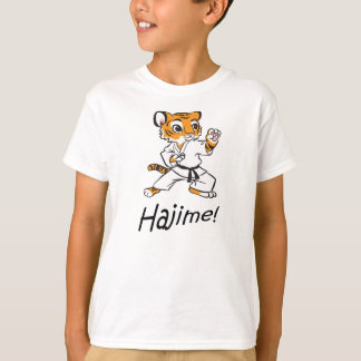 T-shirt Hajime ! Shirt