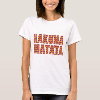 T-shirt Hakuna Matata