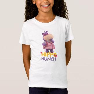 T-Shirt Hallie - sensation d'hippopotame