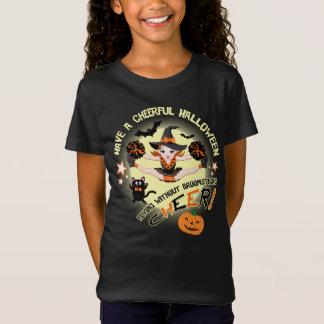 T-Shirt Halloween de la majorette