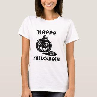 T-shirt Halloween heureux