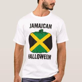 T-shirt Halloween jamaïcain