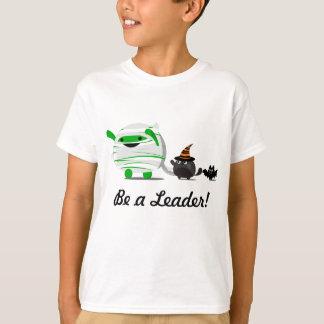 T-shirt Halloween personnalisable - maman et amis de Mochi