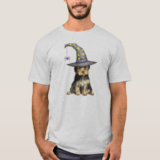 T-shirt Halloween Yorkie