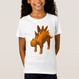 T-Shirt Halloweenis de Stegosaurus