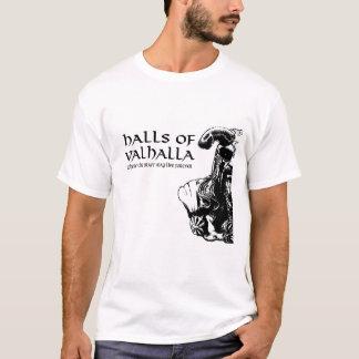 T-shirt Halls de chemise du Valhöll