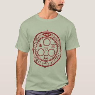 T-shirt Halo silencieux de colline du Sun (joint de