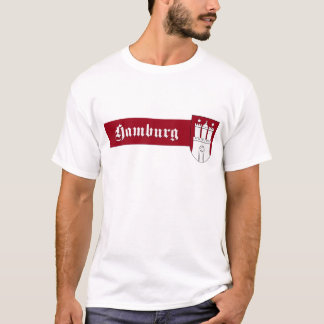T-shirt Hambourg, Allemagne