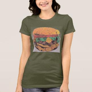 T-shirt Hamburger
