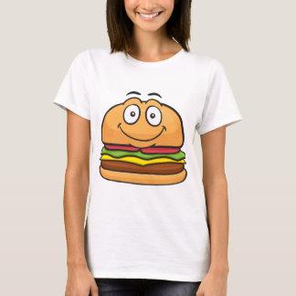 T-shirt Hamburger Emoji