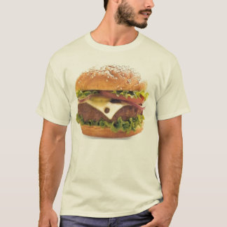 T-shirt Hamburgers
