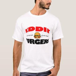 T-shirt Hamburgers d'Eddie