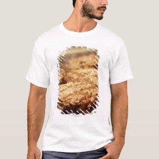T-shirt Hamburgers sur le gril