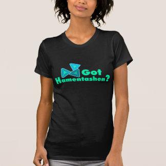 T-shirt Hamentashen obtenu ? Les chemises foncées des