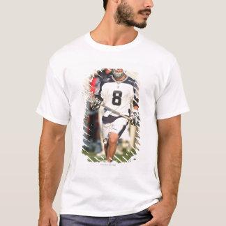 T-shirt HAMILTON, CANADA - 16 JUILLET :  Brian Carroll #8