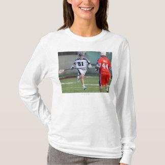T-shirt HAMILTON, CANADA - 19 MAI :  Kyle Hartzell #81