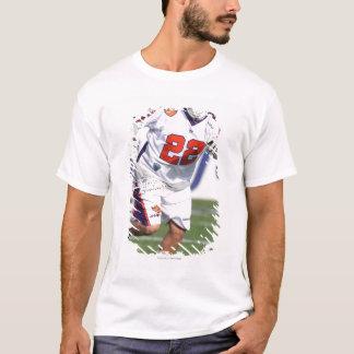 T-shirt HAMILTON, CANADA - JULY1 :  Cody Jamieson #22 2