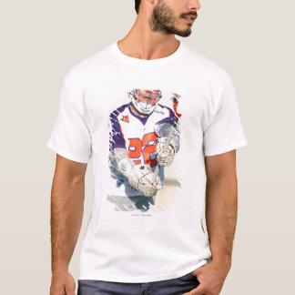 T-shirt HAMILTON, CANADA - JULY1 :  Cody Jamieson #22 3