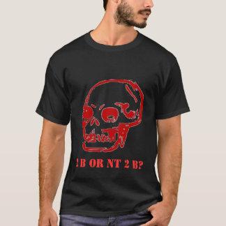 T-shirt Hamlet 2 soit ou NT 2 b ?