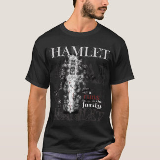 T-shirt Hamlet (vieille conception)