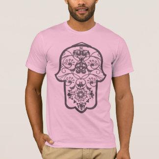 T-shirt Hamsa floral