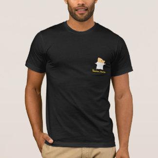 T-shirt Hamster à travers l'Amérique