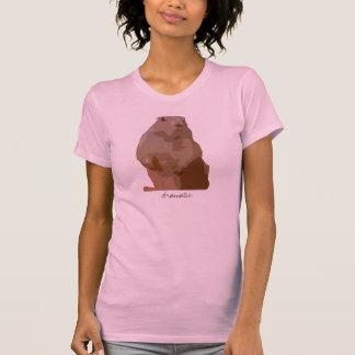 T-shirt Hamster dramatique